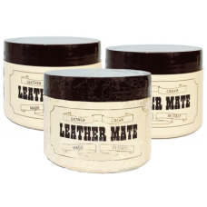 Leather Mate 3-Pack - $32.50 each